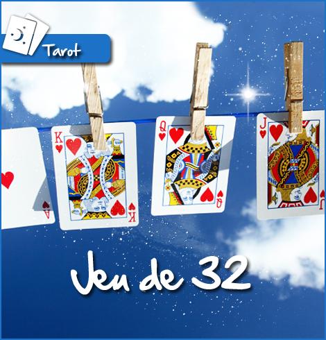Trouver les réponses à vos questions en tirant un jeu de 32 cartes avec la  voyance c2965ee92771