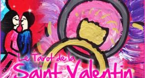 Tarot de la Saint valentin, vous est proposé par un médium gratuit en ligne